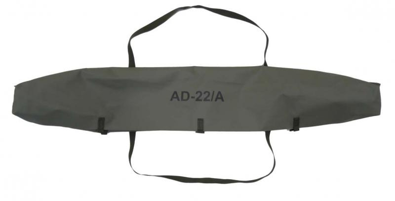 Log - periodic VHF - UHF, 100 - 512 MHz AD-22-A Antenna Bag with complete antenna