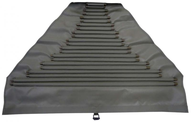 Log - periodic VHF - UHF, 100 - 512 MHz AD-22-A Antenna Bag with dipole elements