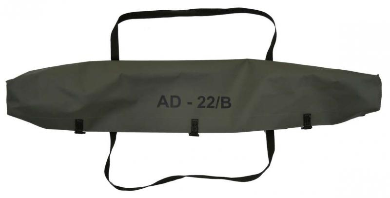 AD-22-B Bag with complete antenna