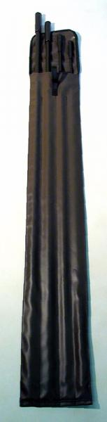 AD-4: 1,5 MHz - 30 MHz HF vehicular antennas - sections in canvas bag