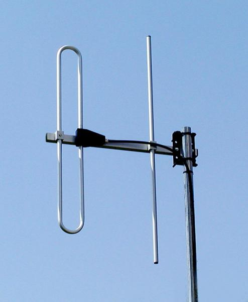 Base Station Antenna AD-40/2-2 2-element VHF yagi