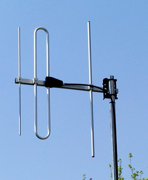 Base Station Antenna AD-40/2-3 3-element VHF yagi