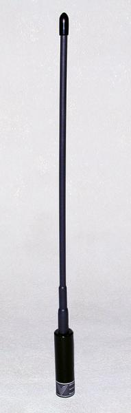 AD-44/BW: 30 MHz - 88 MHz (108 MHz), low band VHF flexible antenna for handheld antennas