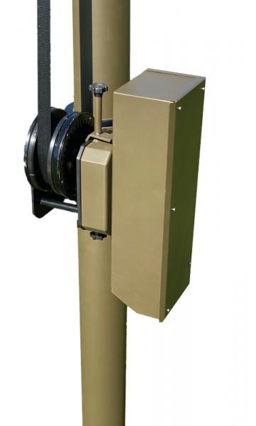STV-EW electric motorized winch 2