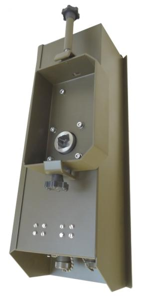 STV-EW electric motorized winch inside view