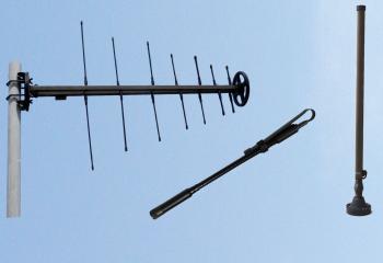 MILITARY UHF ANTENNAS 225 MHz - 512 MHz