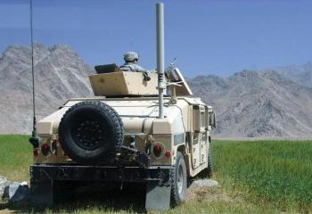 Military jammers & signal jamming antennas - Military antennas – Trival Antene