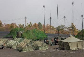 Tactical antennas  – Military antennas – Trival Antene
