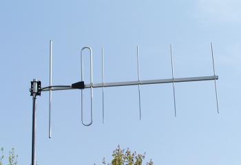 HIGH BAND MILITARY VHF ANTENNAS 108 MHz - 180 MHz