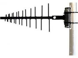 Log - periodic VHF - UHF Military Antenna, 700 MHz - 2800 MHz, base station antennas - military jammers- signal jamming antennas - AD-22/E series