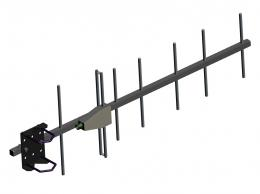Base Station Military UHF Antennas AD-40/07-7: - 7-element YAGI antennas, for 0.7 m band, 390 MHz - 475 MHz