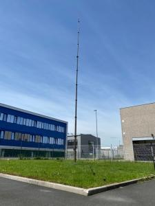 STV-18/128-9 new 9 sections telescopic mast with only 2.7 m retracted height