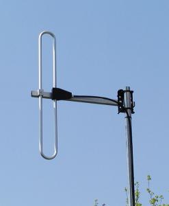 Ground Antenna - Base Station Antenna - Stationary Antenna AD-39/2 VHF folded dipole