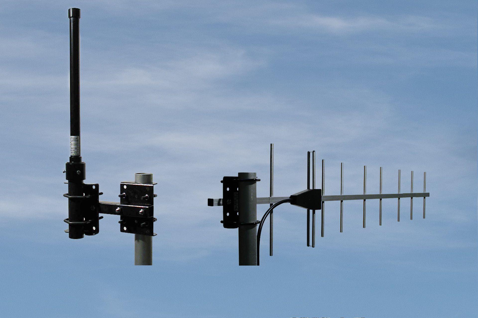 UHF ANTENNAS 380 - 1000 MHz