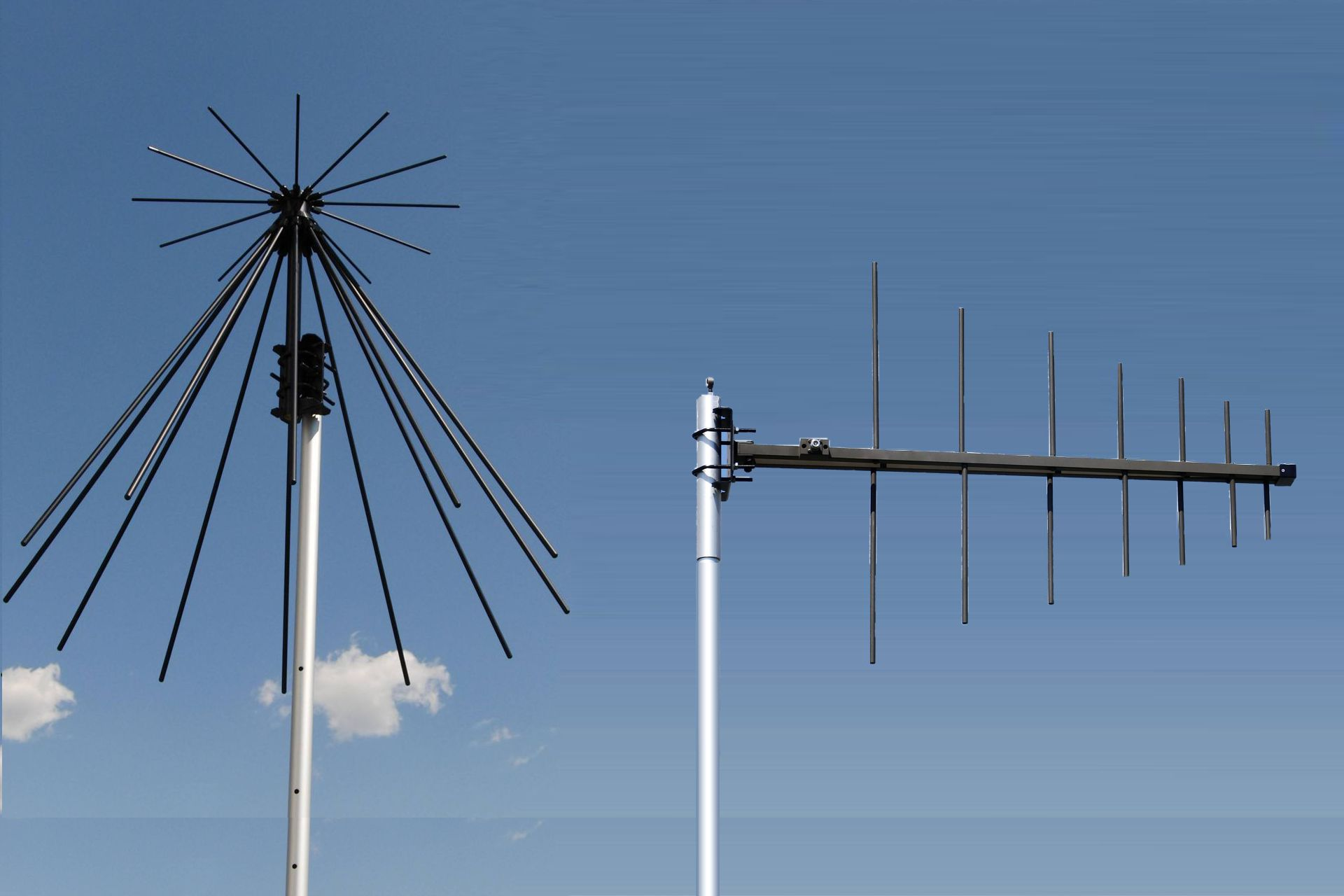 Ground antennas / base station antennas – Military antennas – Trival Antene