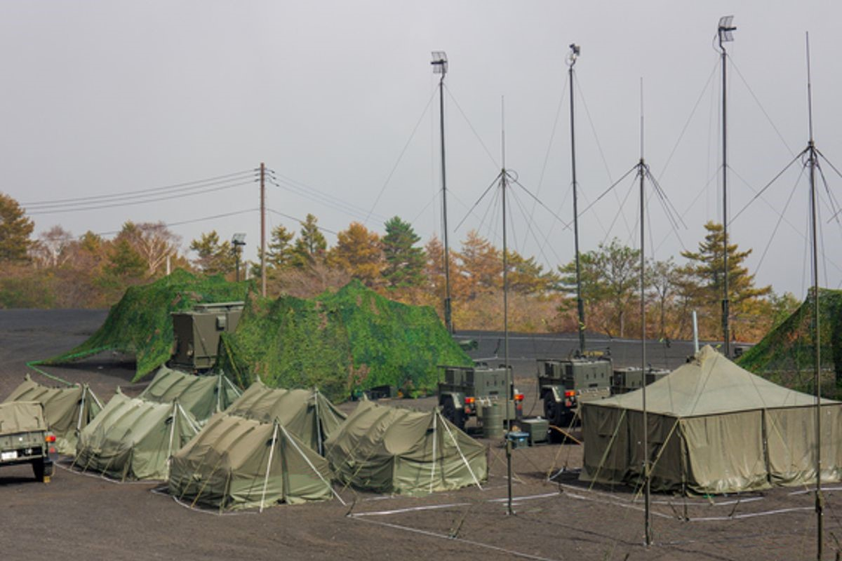 Tactical antennas  – Military antennas – Trival Antene
