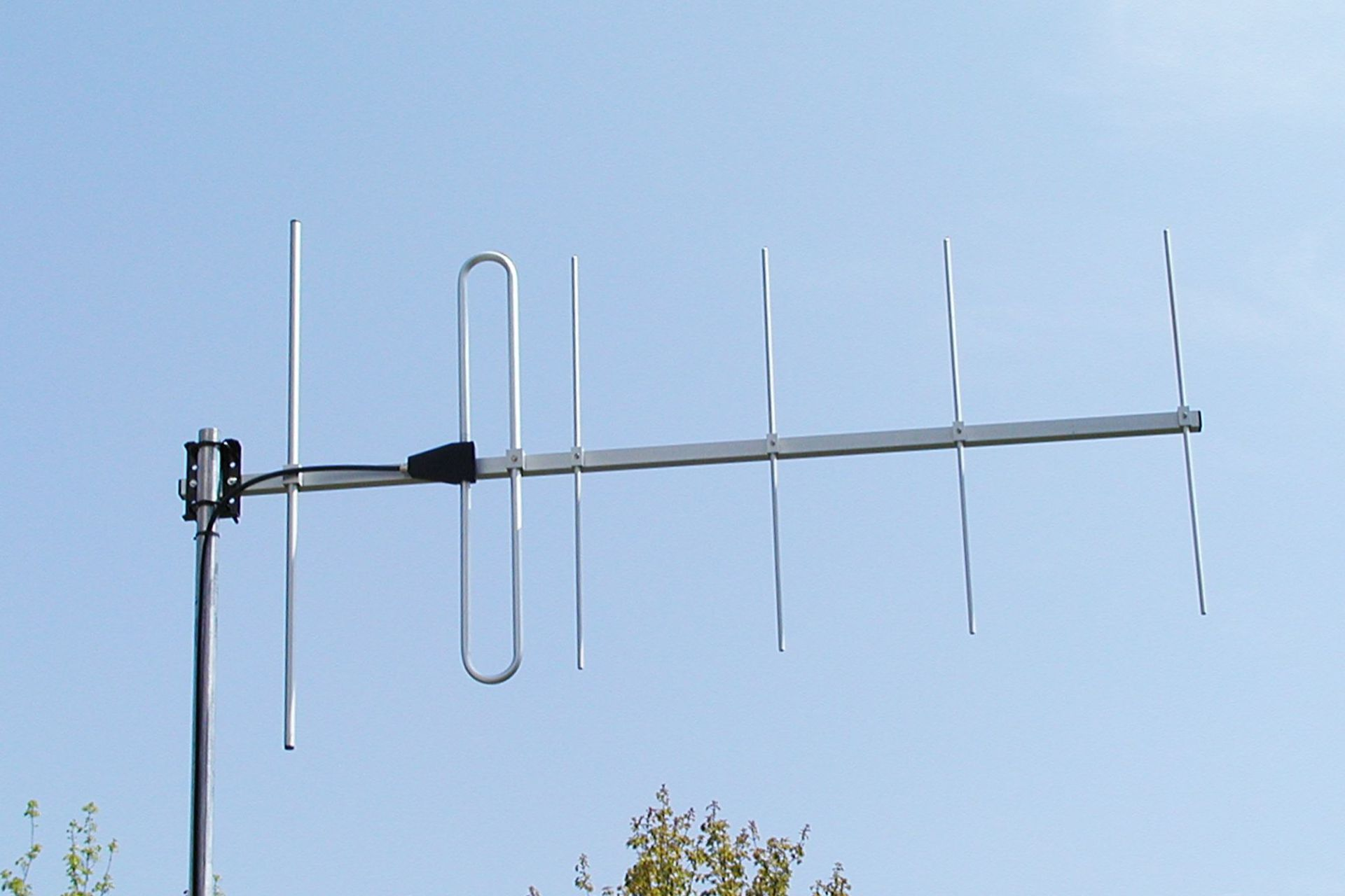 HIGH BAND VHF ANTENNAS 108 - 180 MHz